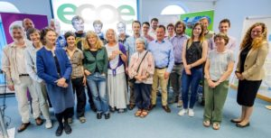 Members of the Exeter Community Energy group