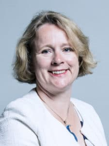 Vicky Ford MP Parliamentary Under-Secretary of State for Children and Families