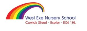 west exe nursery logo