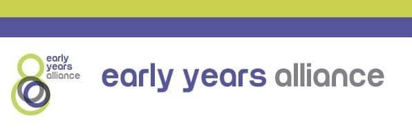 early years alliance logo