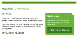 How to register for e payslips