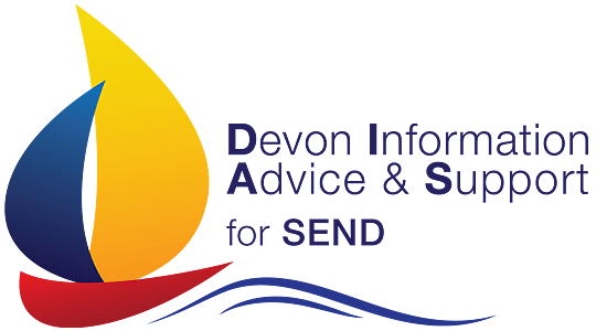 Devon Information, Advice and Support for SEND logo