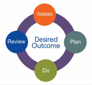 assess plan do review